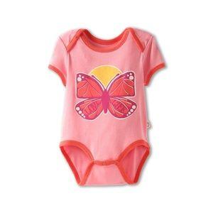 Life Is Good LOVE LIFE Butterfly Bodysuit Onesie